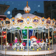 merry go round carousel;New product kids amusement rides