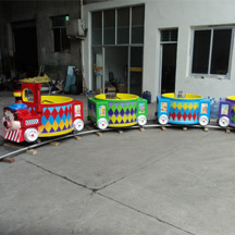 Mickey Cup electric train,Electric train rides
