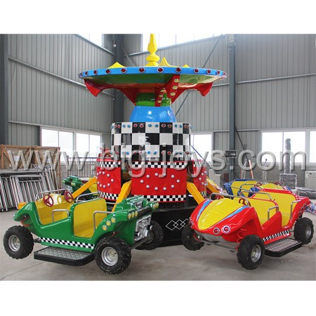 Crazy dance car rides,amusement park equipment rides crazy car