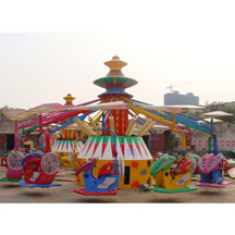 Rotary Rides Magic Moon Coaster,Amusement park ride Moon flying car amusement equipment