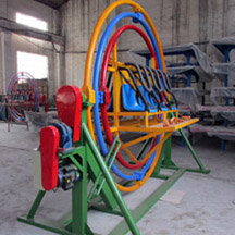 human gyroscope rides for sale