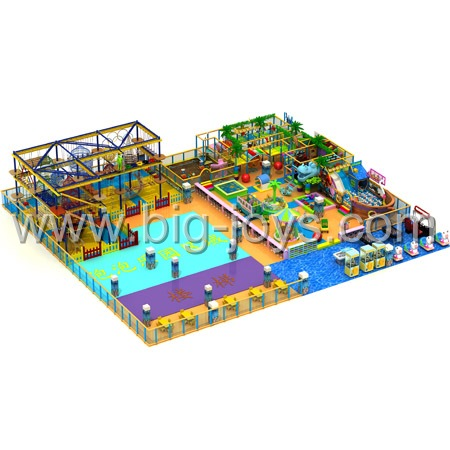 soft padded indoor playground,kids outdoor game