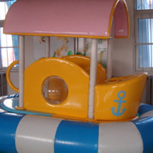 Electric Boat,Naughty castle electric toys