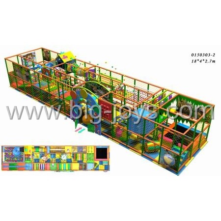 Children indoor naughty castle,children indoor playground center park