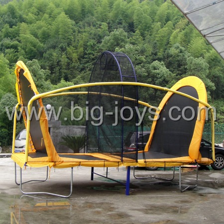 trampoline jumping bed ,bed trampoline,cheap trampoline bed