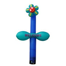 inflatable sunflower air tube,inflatable air  dancer