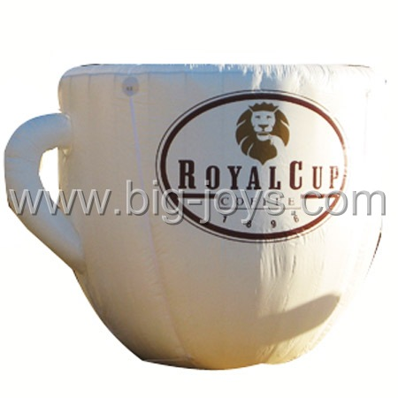 inflatable cup,large inflatable cup model