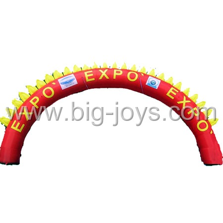 inflatable expo arch,inflatable arch for sale