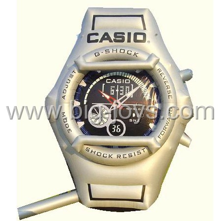 inflatable watch