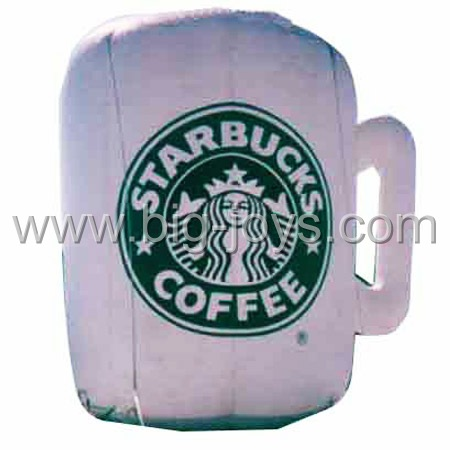 inflatable cup replica