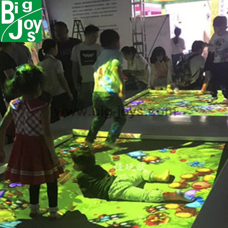 Interactive projection